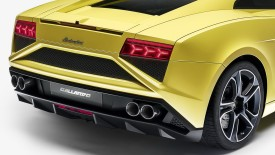 Lamborghini Gallardo Redesigned For Paris Photo Gallery