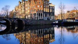 Free Download Amsterdam City Netherland PIctures Gallery