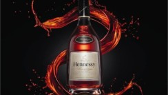 Hennessy Cognac Redesign Privilege Bottle Alcoholic Drink