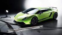 Lamborghini Gallardo LP 570 4 Superleggera Front Three Quarters
