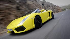 Gallardo Spyder Picture Lamborghini Photo Picture Gallery Free
