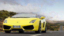 Gallardo Yellow LP560 4 Spyder Picture Wallpaper Gallery