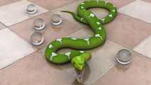 Free Download 3D Snake Wallpaper Top Best Wallpapers