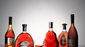 Hennessy Cognac Drinks Liquor Drinking Gray Background Desktop Drink