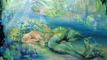 Art Gallery Josephine Wall Paintings Photo Picture Gallery