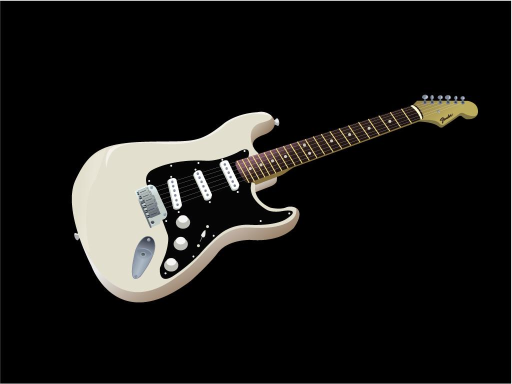 Guitar Fender Drawing Guitar Drawing Tutorial Fender