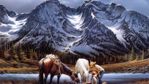 Amazing Mount Terry Redlin Paintings Art Paintings