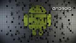 Unique Android 3D Logo Wallpapers HD Widescreen