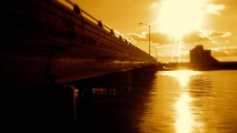 City Bridge 3D Desktop HD Wallpaper Photo Picture Free