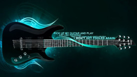 Home Samsung Galaxy S Music Guitars 3D Guitar