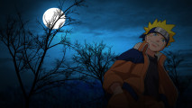 Uzumaki Naruto Alone At Night Picture HD Wallpapers Free
