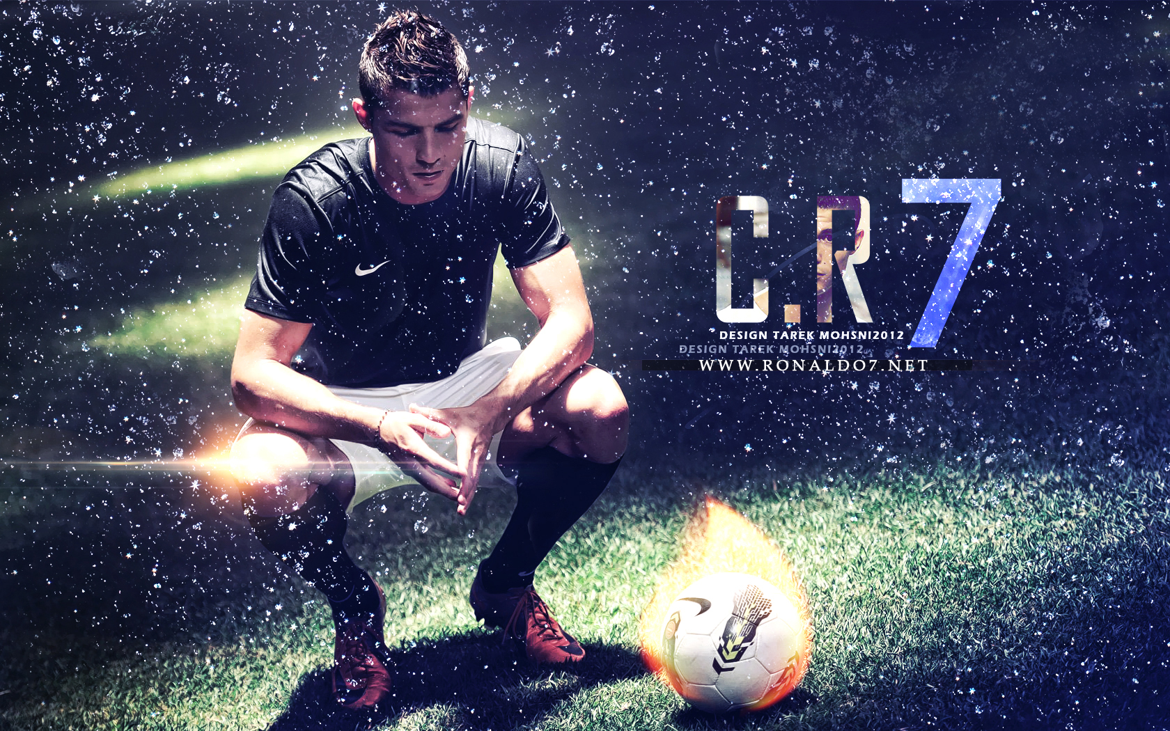 Cr7 Wallpaper Hd: Cristiano Ronaldo Or CR7 Picture Image Wallpaper Full HD