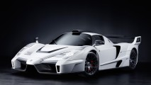 White Ferrari Enzo 2013 HD Wallpaper Background For Desktop