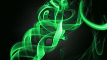 Green Abstract Like A Chain Picture HD Wallpaper Free