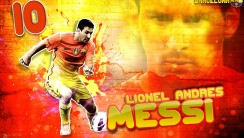 Best Player Lionel Messi 2013 Wallpaper HD Widescreen For Desktop