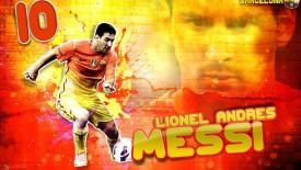 Best Player Lionel Messi 2013 Wallpaper HD Widescreen For Desktop
