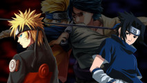 Naruto And Sasuke Anime Wallpapers HD Widescreen Free