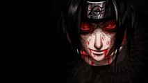 Uchiha Sasuke Sharingan Anime Manga HD Wallpaper Picture