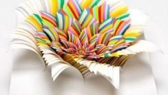 Amazing Paper Art Work Photo Free Download