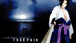 Sasuke Uchiha Grow Up Anime Wallpaper HD Widescreen