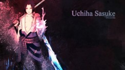 Uchiha Sasuke Shippuden Manga HD Wallpaper Free Download