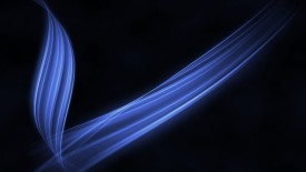 Abstract Black And Blue HD Wallpaper For Your PC Computer