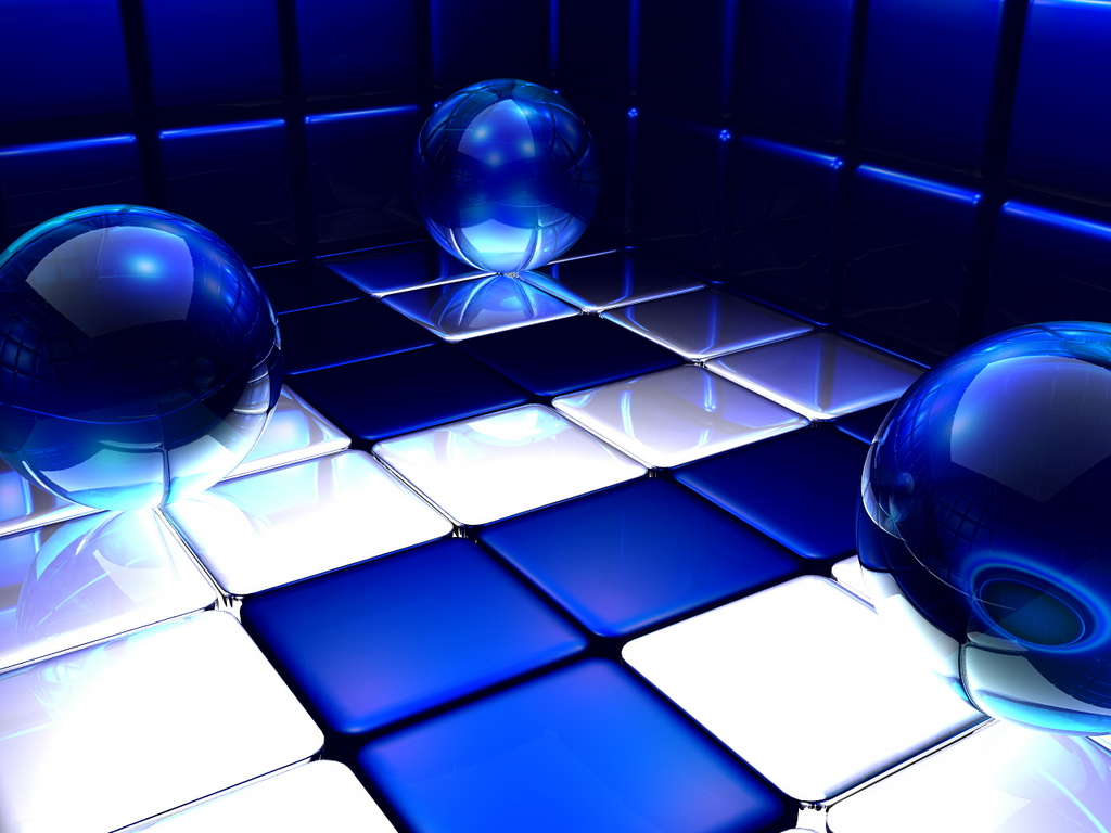 abstract blue ball wallpaper hd desktop | background wallpaper gallery