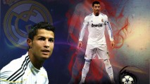 Cristiano Ronaldo Real Madrid Player 2013 HD Wallpaper Background