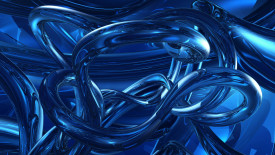 Amazing Dark Blue Abstracts Wallpapers HD Picture Background