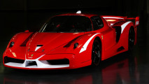 Beautiful Red Car Ferrari Enzo Photos Pictures HD Wallpapers