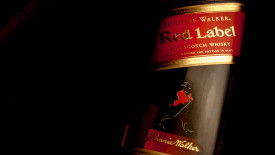 Red Label Drink Photo HD Wallpaper Background Free