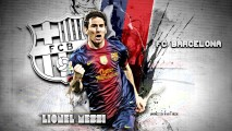 Lionel Messi 2013 Barcelona HD Wallpaper Background Free Wallpaper