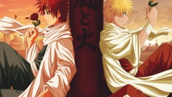 Naruto Versus Gaara Pictures HD Wallpapers In Anime Manga