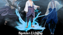 Sasuke Uchiha Anime Manga Wallpapers HD Widewcreen For Desktop