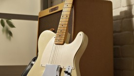 Good Fender Telecaster Guitar And Amplifier Music Photo Picture