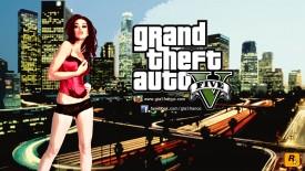 Free Download Grand Theft Auto GTA 5 HD Wallpaper