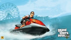 New Game In 2013 Grand Theft Auto V Or GTA V HD Wallpaper