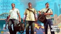 Grand Theft Auto 5 Full HD Wallpaper For Your PC Desktop
