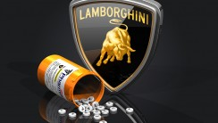 Lamborghini Logo Illustrations Wallpaper Background Widescreen Dekstop