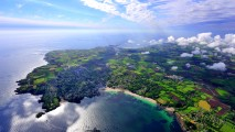 Beautiful Edit Aerial Photography Landscape HD Wallpaper Image