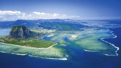 Amazing Aerial Photography View Of Mauritius Free Download For You