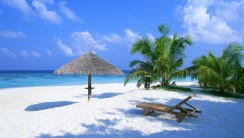 Free Download Travel Photography Maldives Beach HD Wallpaper