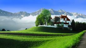 Igls Alpes Austria Photography Wallpaper HD Widescreen For PC Computer