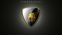 Lamborghini Logo Wallpaper HD Widescreen For Your PC Computer