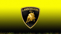 Lamborghini Logo Black Yellow Image HD Wallpaper Desktop Gallery