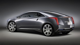 2014 Cadillac ELR Rear Automotive Picture Image HD Wallpaper
