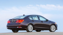 2014 Acura RLX Sport Hybrid And Luxury Cars Automotive Photo Picture
