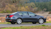 2014 Acura RLX Rear Three Quarters Photo On The Street Free Download