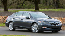 2014 Acura RLX Luxury Sedan Photos Pictures HD Wallpapers Collection