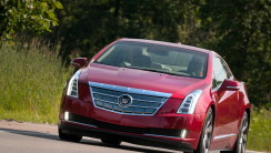 2014 Cadillac ELR Looks Ahead Automotive Photo Picture Sharing